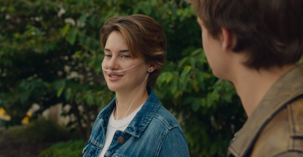 film sedih The Fault In Our Stars