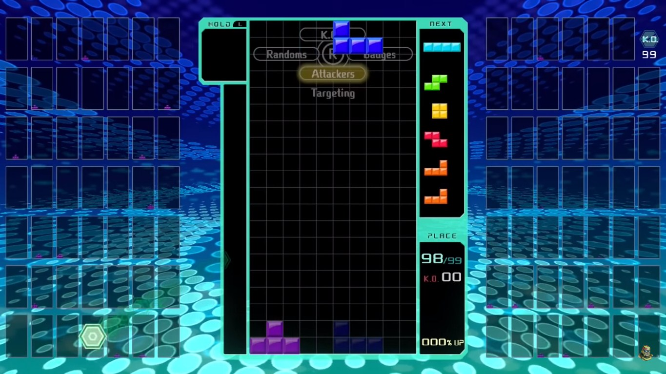 game onlin terbaru Tetris 99
