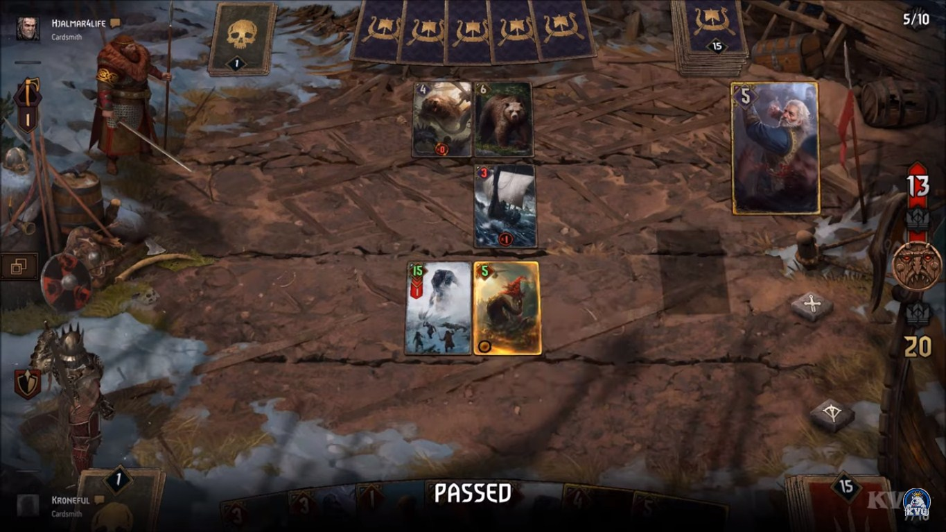 game online terbaru Gwent The Witcher Card Game