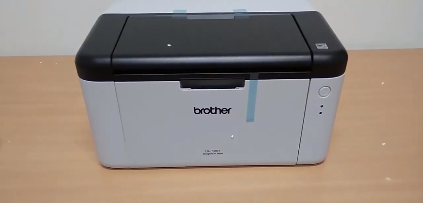 printer terbaik Brother HL-1201